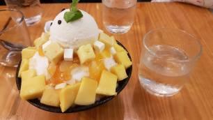 Mangoo Cheese Bingsu - Must try!