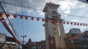 Clock Tower @Betong Town